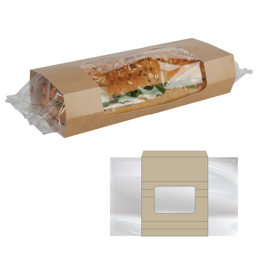 Clasp® SEAL Baguette Sleeve