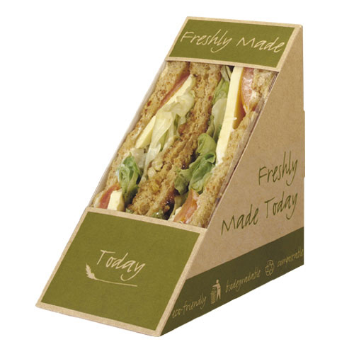 Triple Sandwich Pack (Khaki Leaf colour)