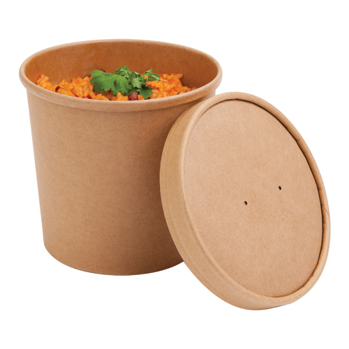 04S26CPK 750ml Microwaveable Souper Cup and Lid