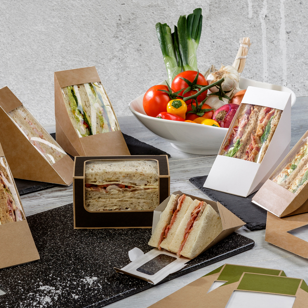 Same Day Sandwich Packs Range